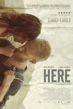 here movie cover