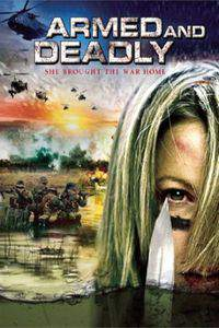 Armed and Deadly main cover
