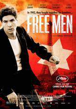 free_men movie cover