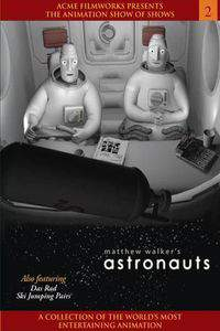 Astronauts main cover