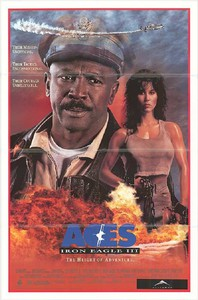 Aces: Iron Eagle III main cover