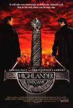 highlander_iv_endgame movie cover