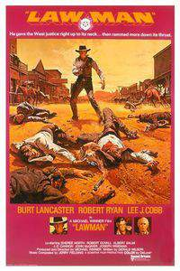 Lawman main cover
