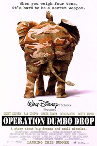Operation Dumbo Drop main cover