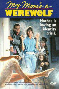 My Mom's a Werewolf main cover