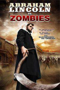 Abraham Lincoln vs. Zombies main cover