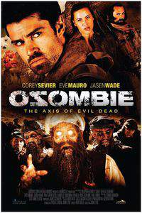 Osombie main cover
