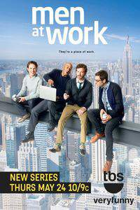 Men at Work movie cover