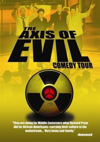 The Axis of Evil Comedy Tour main cover