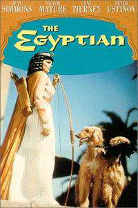 The Egyptian main cover