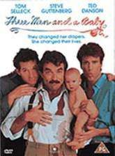 3_men_and_a_baby movie cover