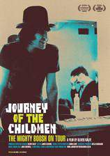 journey_of_the_childmen_the_mighty_boosh_on_tour movie cover
