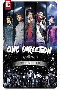 Up All Night: The Live Tour main cover