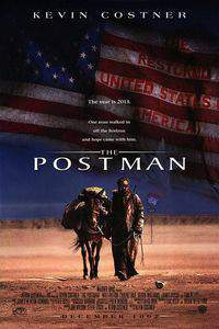 The Postman main cover