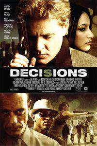Decisions main cover
