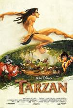 tarzan movie cover