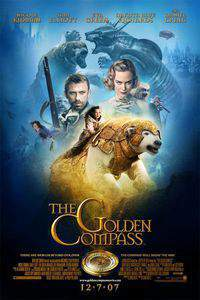 The Golden Compass main cover