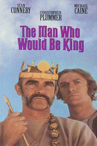 The Man Who Would Be King main cover
