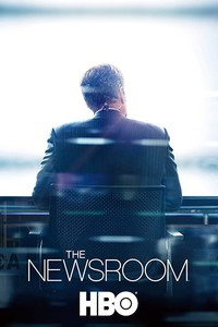 The Newsroom movie cover