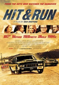 Hit and Run main cover