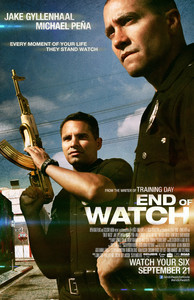 End of Watch main cover