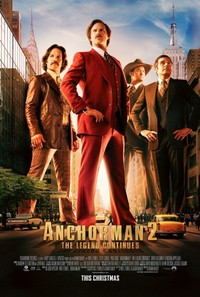 Anchorman 2: The Legend Continues main cover