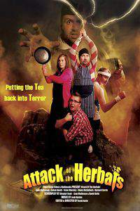 Attack of the Herbals main cover