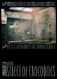 Street of Crocodiles main cover