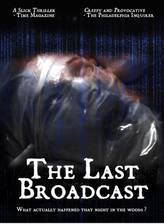 the_last_broadcast movie cover