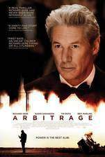 arbitrage movie cover