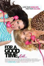 for_a_good_time_call movie cover