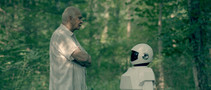 Robot and Frank movie photo