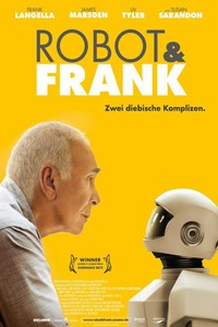 Robot and Frank main cover