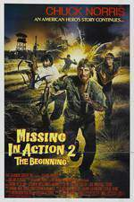 missing_in_action_2_the_beginning movie cover