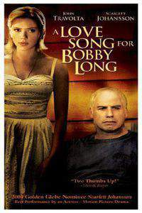 A Love Song for Bobby Long main cover