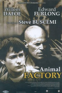 Animal Factory main cover