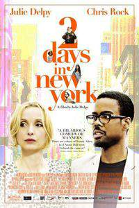 2 Days in New York main cover