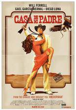 house_of_my_father_casa_de_mi_padre movie cover