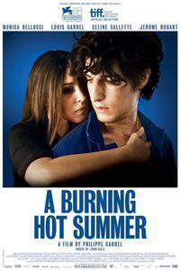 A Burning Hot Summer main cover