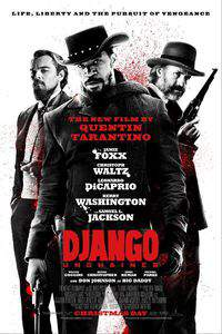 Django Unchained main cover