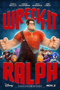 Wreck-It Ralph main cover