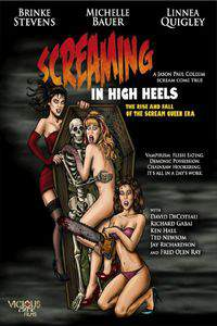 Screaming in High Heels: The Rise & Fall of the Scream Queen Era main cover