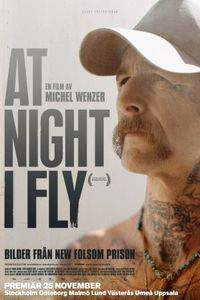 At Night I Fly main cover