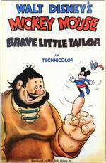 brave_little_tailor movie cover