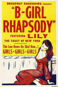 'B' Girl Rhapsody main cover