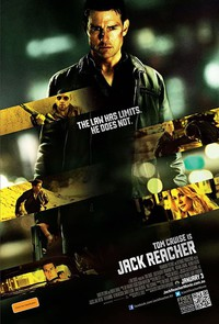 Jack Reacher main cover