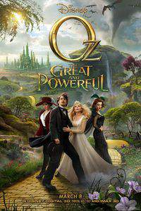 Oz: The Great and Powerful main cover