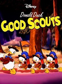 Good Scouts main cover