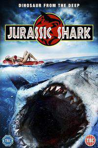 Jurassic Shark main cover