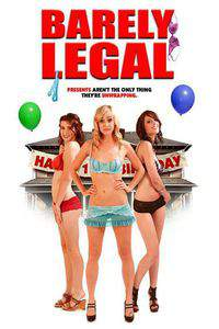 Barely Legal main cover